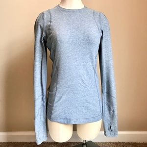 Lululemon Long Sleeve Athletic Top